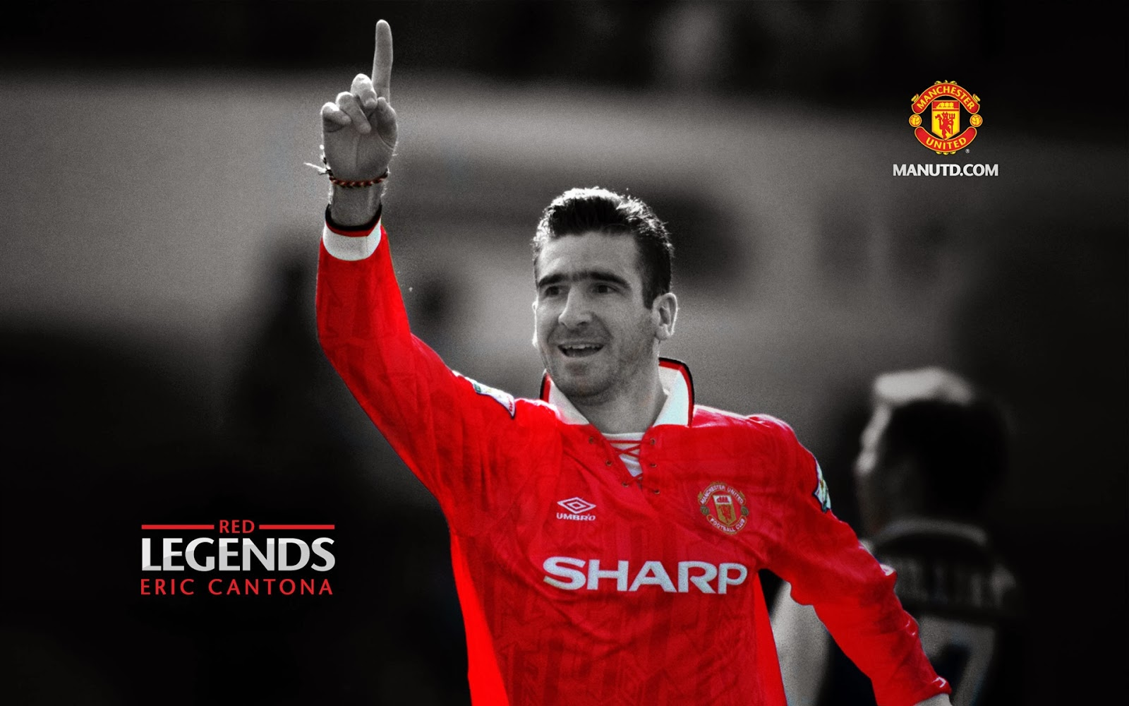 The man behind manchester united's revival as a footballing force. Eric Cantona: Red Legends Manchester United - Mystery ...