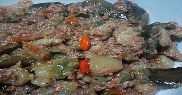 Pork Binagoongan Recipe