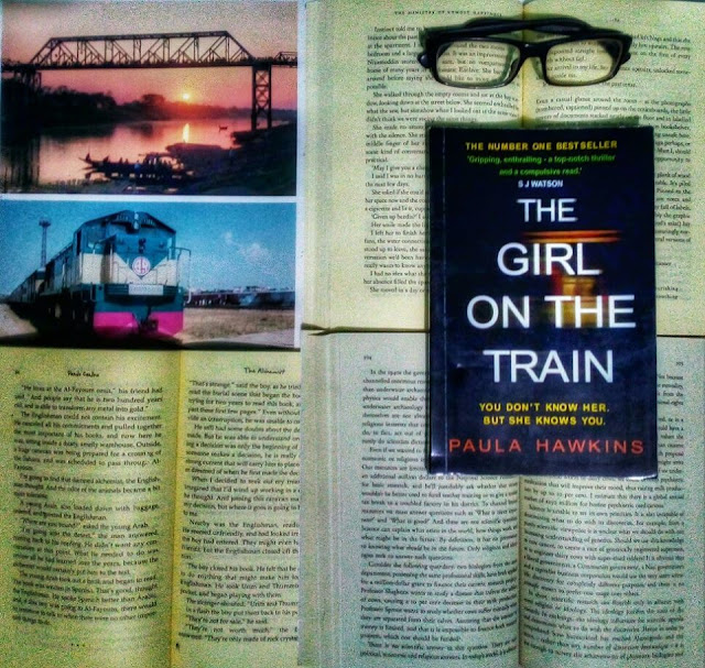 The Girl On The Train -  You don't know her, But she knows you | Bangla Review