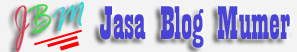logo jasa blog murah meriah