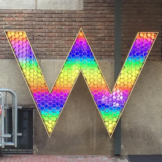 W Hotel, Amsterdam, travel