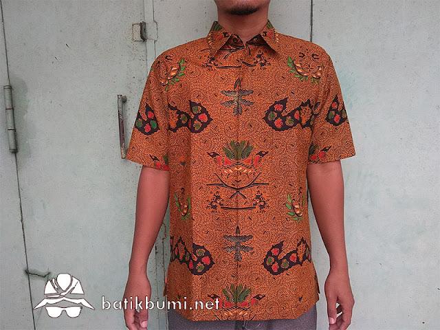 motif batik wahyu tumurun