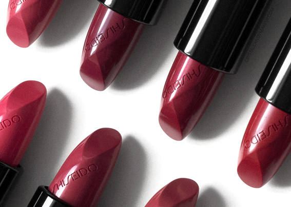 Shiseido Rouge Rouge Red Lipsticks Review