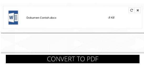 ubah ke PDF
