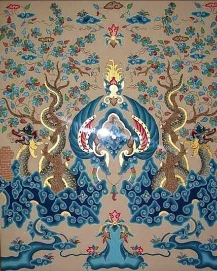 Dalam Lemari 1 Terdapat 4 Kemeja Batik: Motif Ragam Hias Nusantara