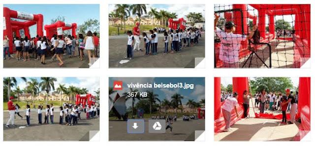 Atividade na Praça Beira Rio incentiva a prática de beisebol em Registro-SP