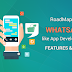 Roadmap to WhatsApp like instant messaging app development: Features and Cost