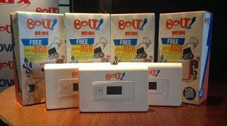 modem Bolt wifi terbaik dan tercepat