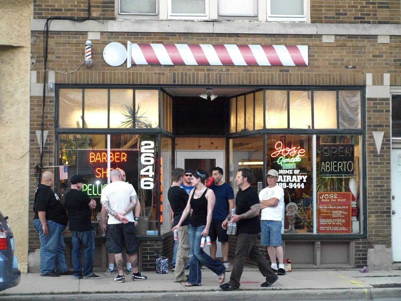 MOTORCITYBLOG: The Burning Sons/June 4,2011/Milwaukee