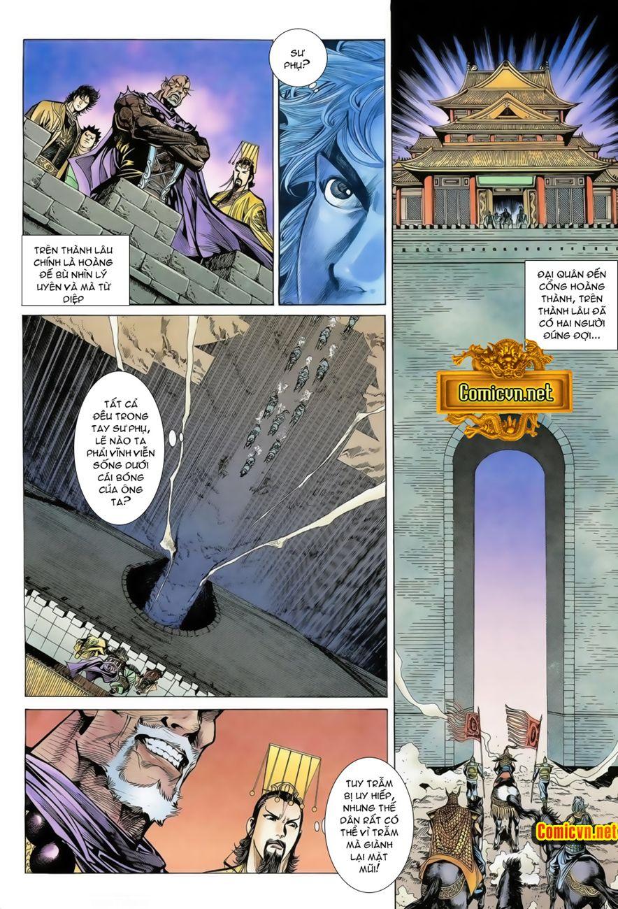 Đại Đường Uy Long chapter 74 trang 8