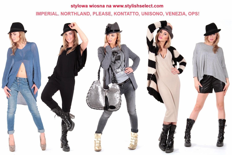 1bab7f2ac6 PLEASE IMPERIAL RINASCIMENTO MADE IN ITALY włoskie modne ciuchy www ...