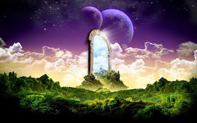 A létezés végtelen számú dimenziója, a létezés EGYsége: Számos dimenzió világa