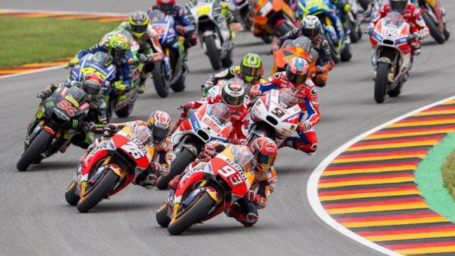Honda: Ban Berperan Besar Bikin Persaingan MotoGP Lebih Seimbang