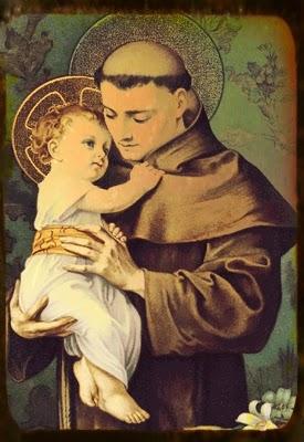 dear saint anthony prayer