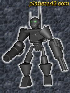 Tank Robot 3D