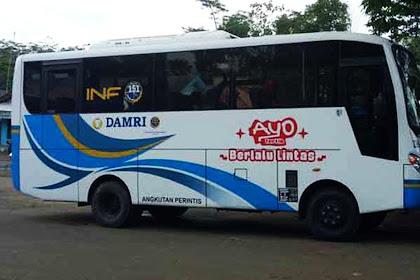 Jadwal Keberangkatan dan Tarif Bus Damri Dayamurni – Simpang Propau