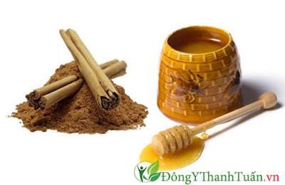Cách chữa hôi miệng đơn giản bằng mật ong và bột quế