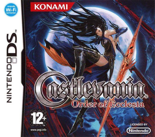ROMs - Castlevania - Order of Ecclesia (Português) - NDS Download