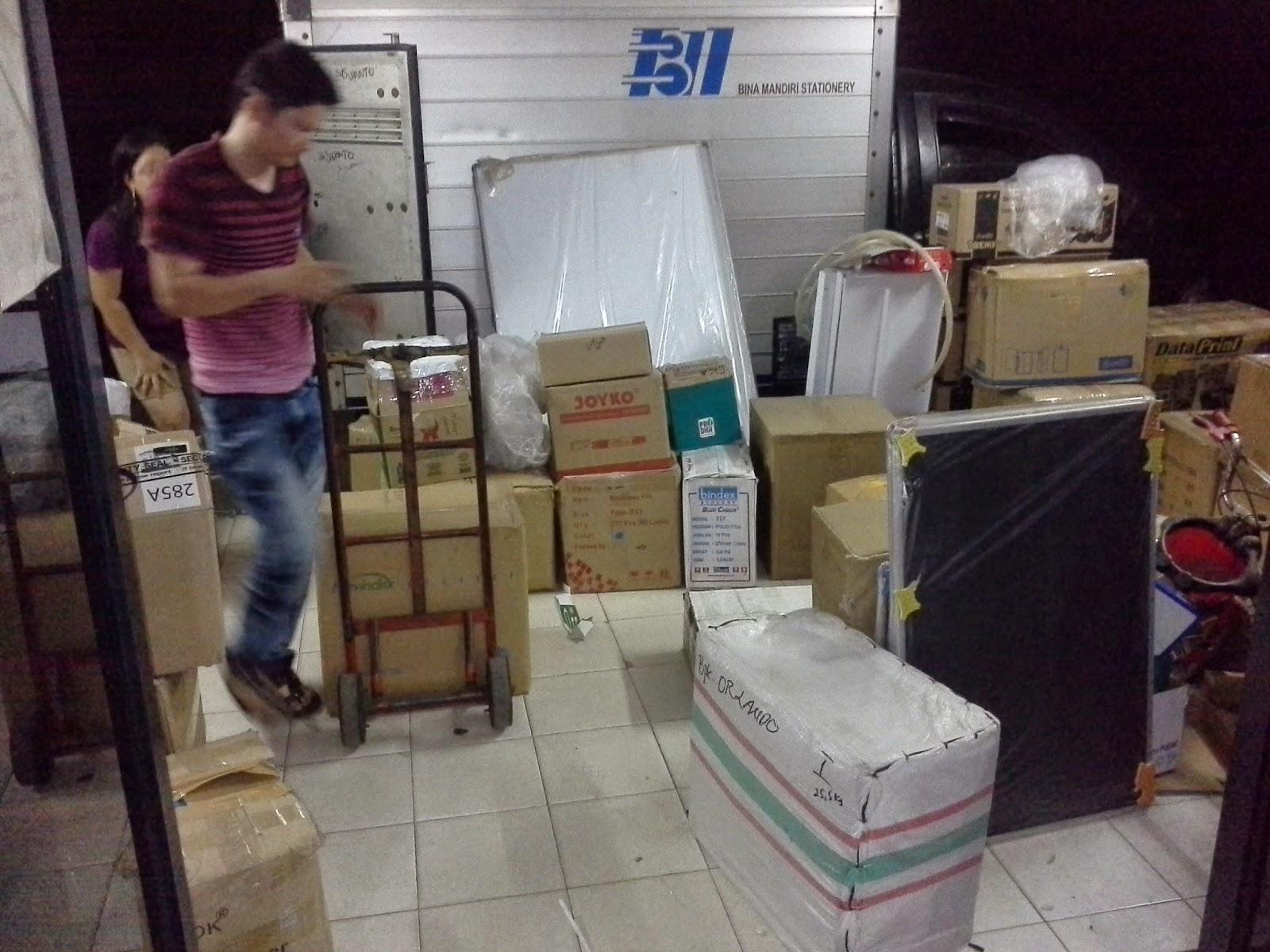 www.hargaalattuliskantor.com  : Cek Kelengkapan pengiriman ATK Stationery