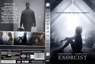 [SERIE TV] THE EXORCIST - EL EXORCIST - 2018 [COVER DVD] [TEMPORADA 1]