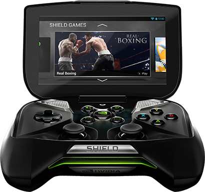 Nvidia Shield the first handheld Android Jelly Bean Gaming Console to ship on July 31 for $299.00 (Rs.17000.00)