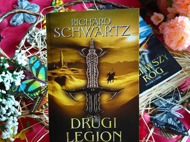"""Elfy, tajemnice i portal, czyli recenzja powieści Richarda Schwartza pt.""""Drugi Legion"""""""