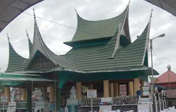 Makam Syeh Burhanuddin