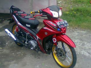modifikasi new jupiter mx jari jari