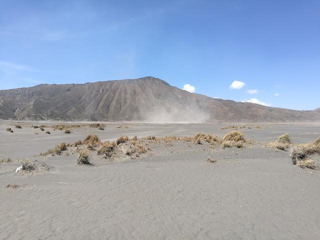 Pasir Berbisik di Bromo