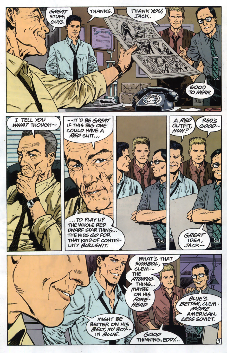 Read online American Century comic -  Issue #26 - 4