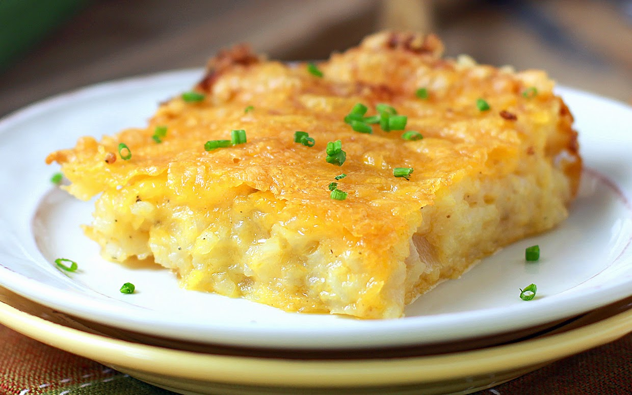 http://www.theslowroasteditalian.com/2013/11/copycat-cracker-barrel-hash-brown-casserole-recipe.html