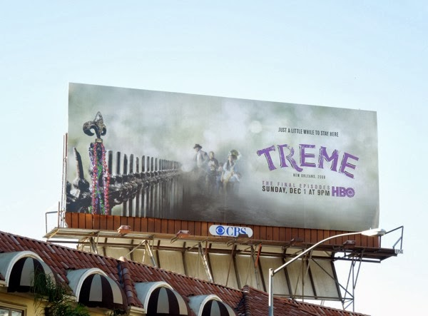Treme final season 4 billboard