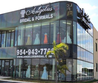 Angelus Bridal & Formals, Pompano Beach FL, South Florida, bridal salon, wedding dresses