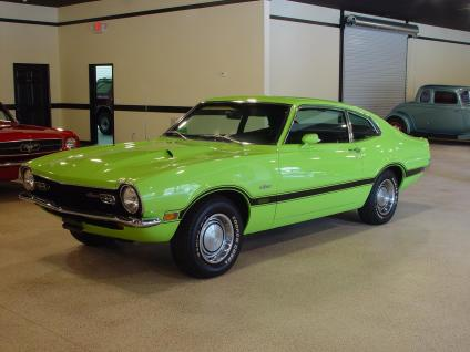 Ford Cars 1971 Ford Maverick