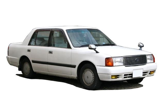 Toyota Comfort XS10 taksi