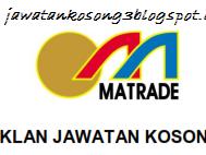 Jawatan Kosong Perbadanan Pembangunan Perdagangan Luar Malaysia 28 Mei 2017