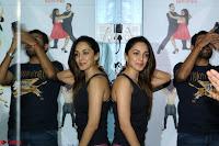 Kiara Advani Black Tank Top Tight leggings Tu Cheez Badi Hai Mast Mast~  Exclusive 50.JPG