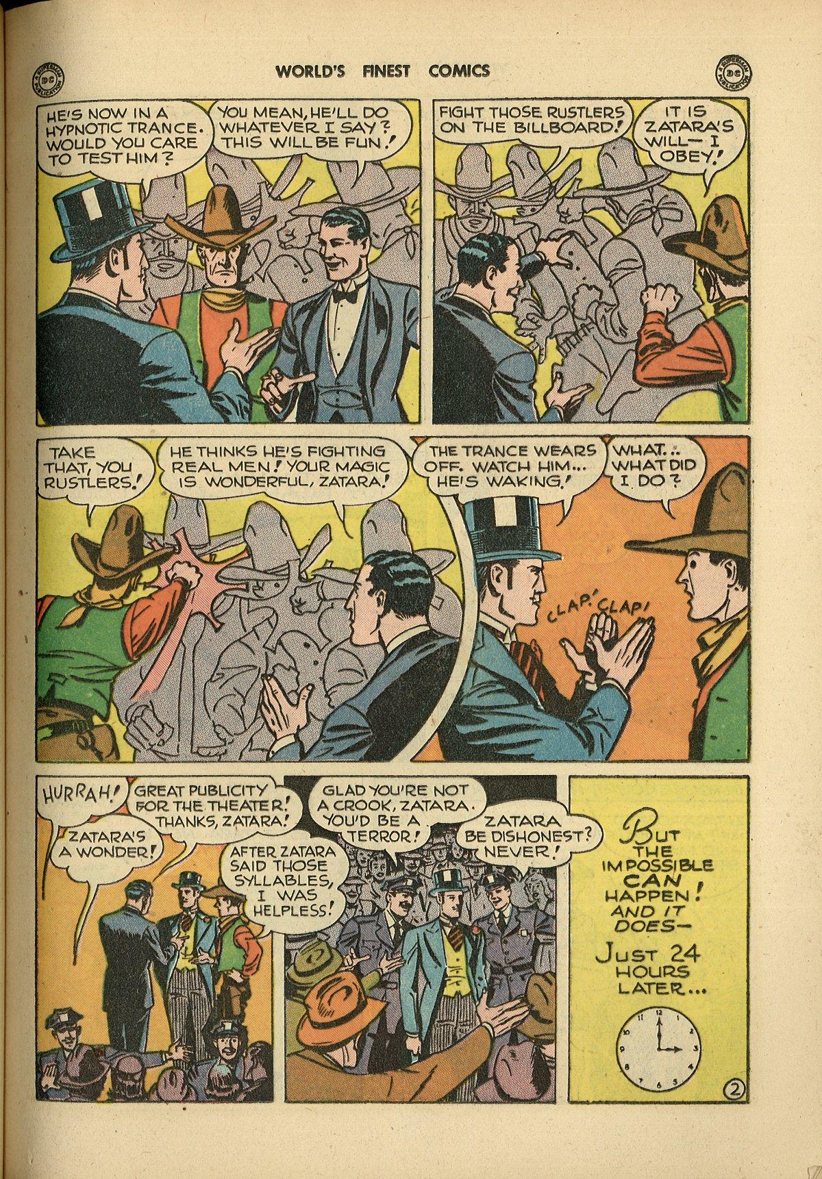 Read online World's Finest Comics comic -  Issue #26 - 17