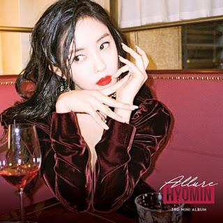 T-ara : HYOMIN – Allure Albümü