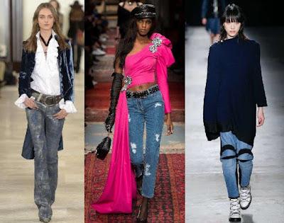 tendenze moda donna jeans