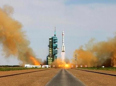 Trung Quốc hoàn tất sân bay vũ trụ trên đảo Hải Nam