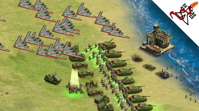 Juego de estrategia en tiempo real recomendado: Rise of Nations