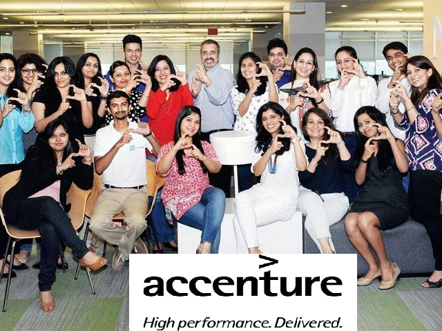 Accenture Immediate Recruitment for Freshers