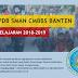 Info Pendaftaran Peserta Didik Baru SMAN CMBBS Banten Tahun Pelajaran 2018-2019