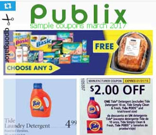 free Tide coupons march 2017