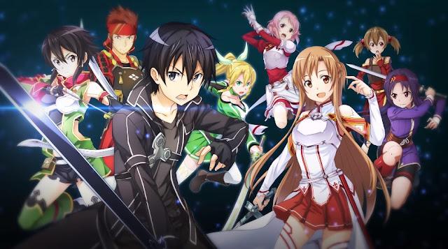 Sword Art Online llegará a la televisión mexicana con doblaje al español