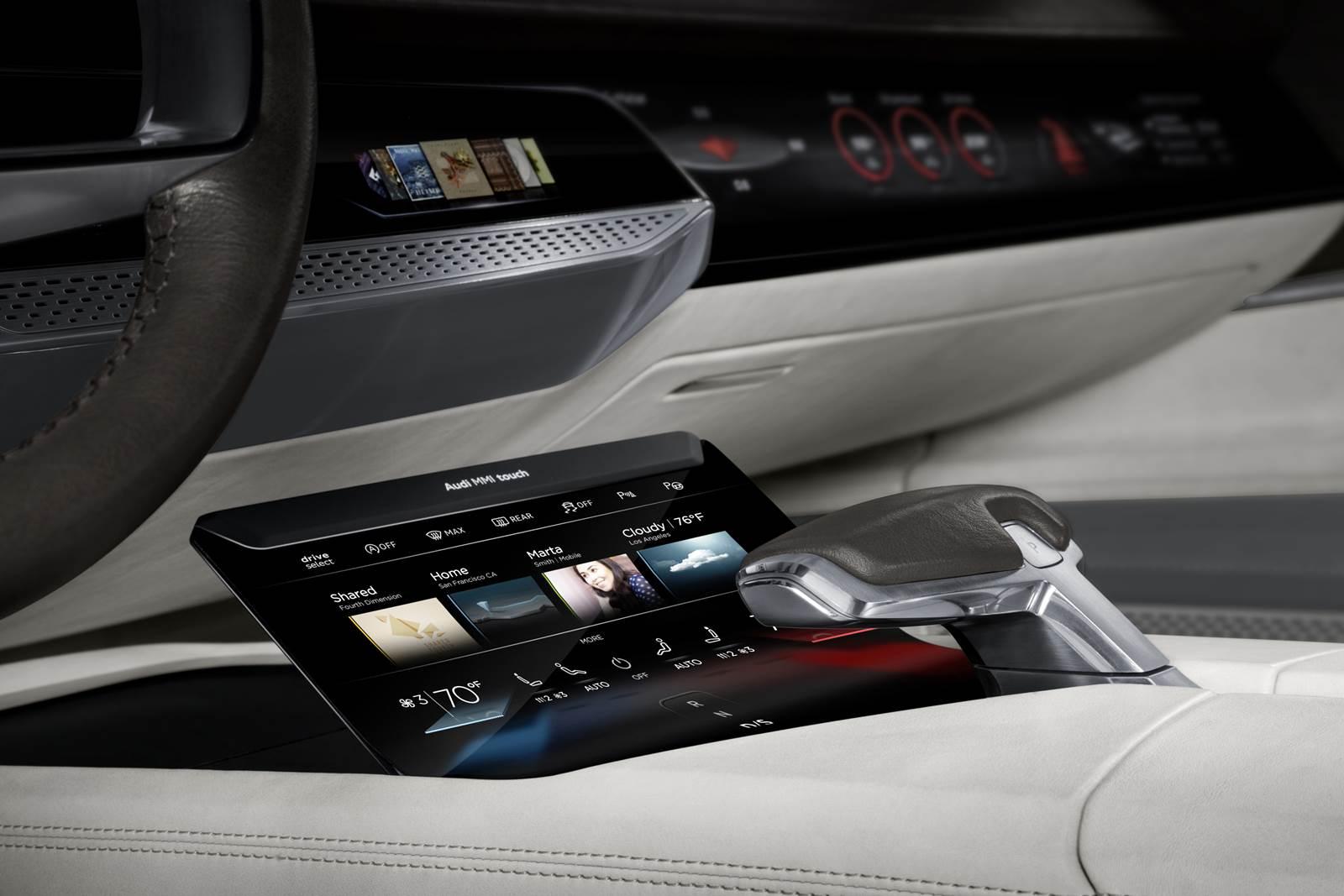 Audi Prologue antecipa o A9 e a frente do Novo A4   CAR ...
