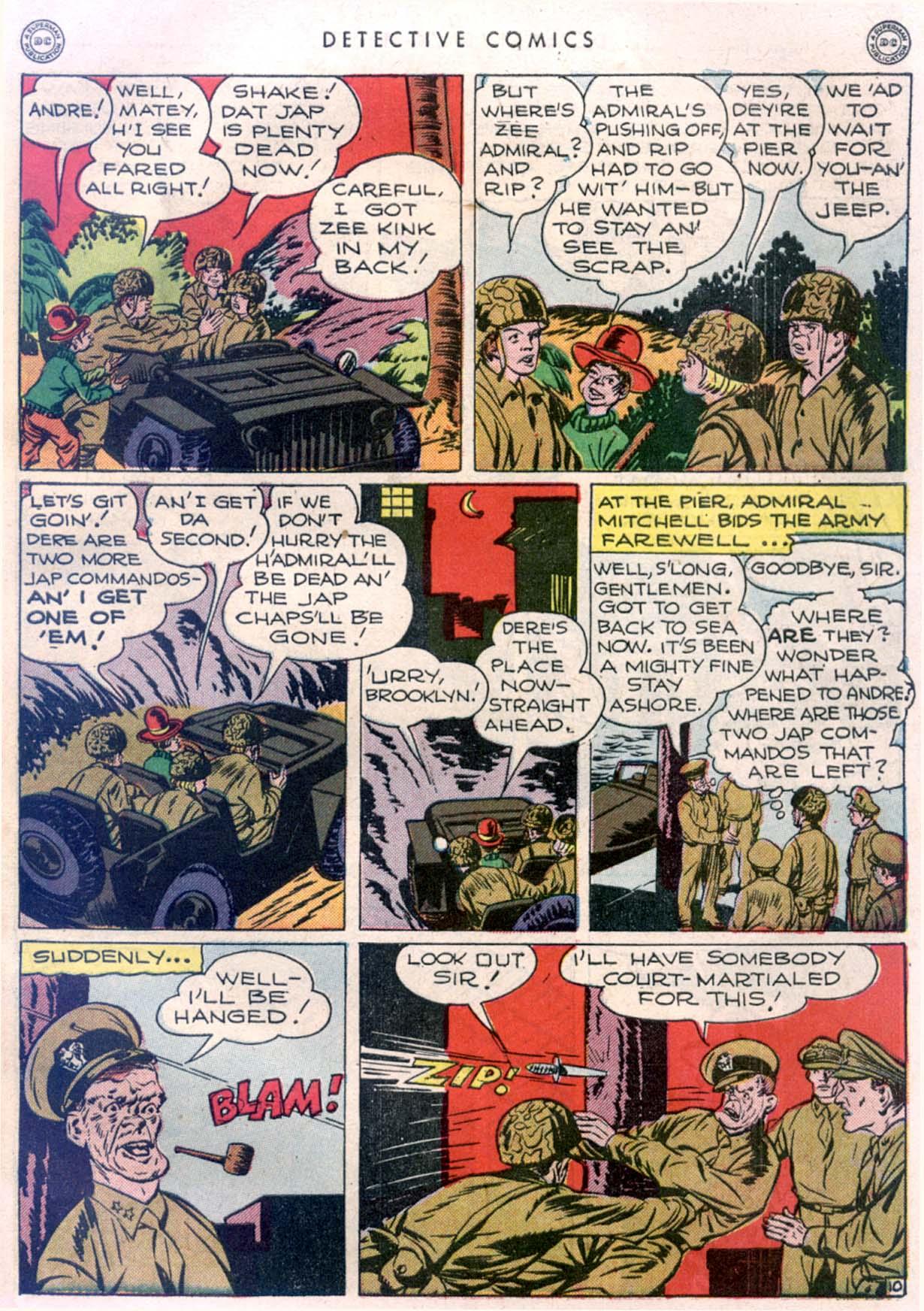 Read online Detective Comics (1937) comic -  Issue #106 - 47