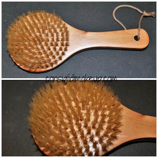 Lotta Alla cellulite Ecobio  dry brushing spazzolatura secco
