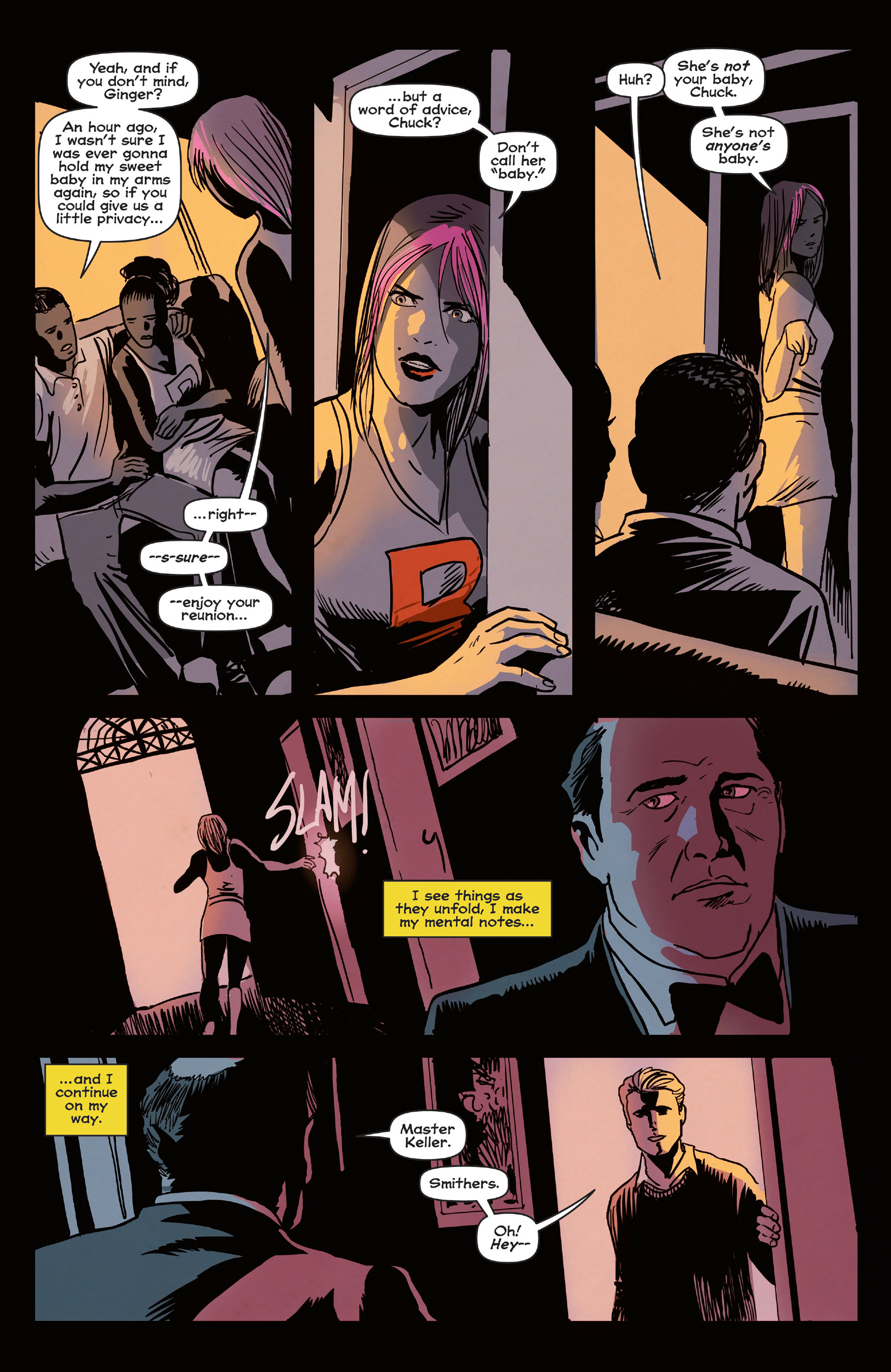 Read online Afterlife with Archie comic -  Issue #5 - 8